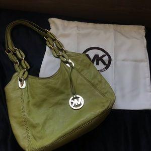 Michael Kors purse with dust bag